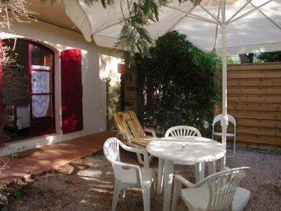 appartement location de vacances Rayol Canadel sur Mer